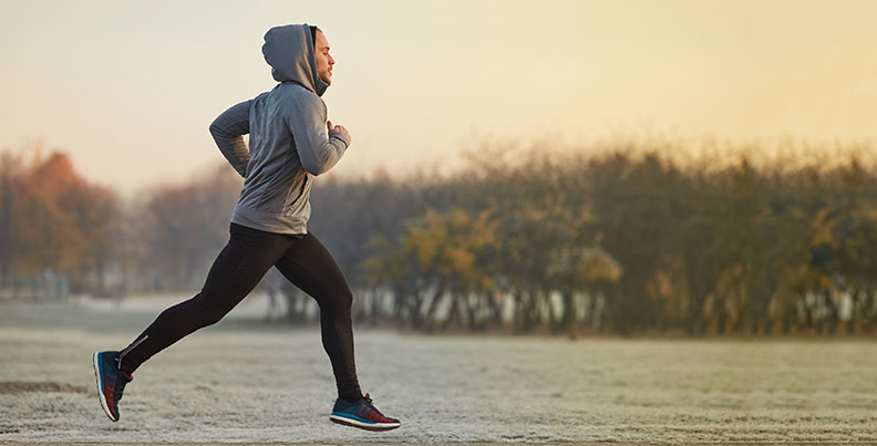 Cold Weather Outdoor Training Tips