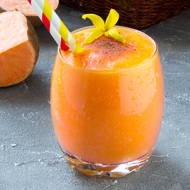 Sweet Potato Protein Drink